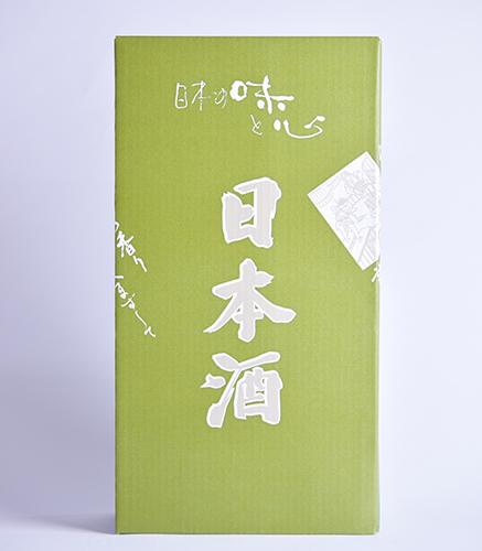 日本酒化粧函