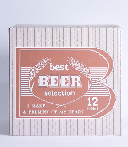缶・瓶ビール化粧函